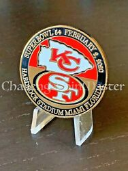 Florida State Highway Patrol Super Bowl 54 Giants Chiefs Police Challenge Coin