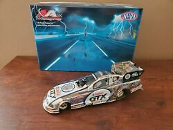 New John Force 2006 Mustang Chrome Funny Car 25th Anniv Us Nationals 1 Of 518