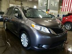 Carrier Rear Awd Fits 11-19 Sienna 1864433