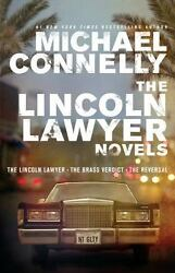 The Lincoln Lawyer Novels The Lincoln Lawyer The Brass Verdict The Reversal