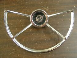 Oem Ford 1961 1966 Truck F100 Accessory Steering Wheel Horn Ring 1963 1964 1965
