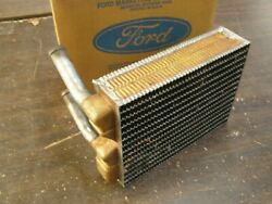 Nos Oem Ford 1971 1976 Pinto Heater Core W/o Ac 1972 1973 1974 1975 Bobcat