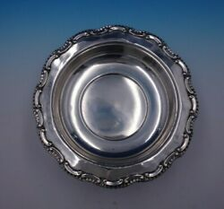 San Marco By Camusso Peruvian Sterling Silver Fruit Bowl 2 X 10 1/2 4848