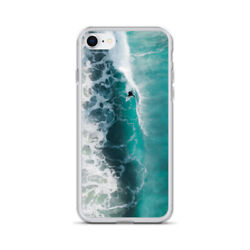 Ride The Wave Pro Surfer Ocean Beach Vibes Designer Iphone Case Wireless Charge