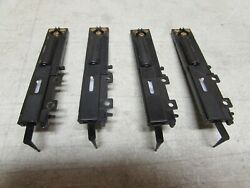 4 Atlas Undertable Switch Machines Ho Scale Lot 655