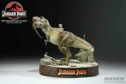 Side Show Jurassic Park Statue Dinosaur Figure Movie Collection Hobby Limited