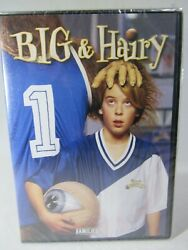 Big And Hairy By Feature Films For Families On Dvd 2004 New With Free Shipping