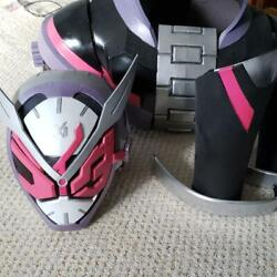 Used Kamen Rider Zi-o Cosplay Mask And Armor Sets Free Shipping From Japan