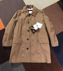 Visvim Frank Soutien Coat Jacket Gore-tex Khaki Menand039s 2 With Tag From Japan New