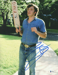 Ben Affleck Dazed And Confused Autograph Signed O'bannion 11x14 Photo Beckett