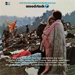 Various Artists - Woodstock Music From The Original Soundtrack And More [new C