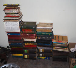 Huge Lot Of 81 Automotive Car And Truck Repair Manuals Chilton Mitchell 50s-80s