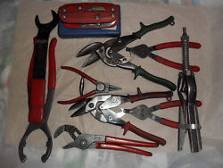Blue Point Tools Made In Usa- 11 X Collection Of Blue Point Tools