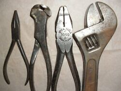 Utica Tools- Pliers,cutter And Wrench Utica, Ny, Usa. Made In Usa