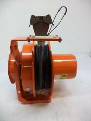 Stewart Glapat Corp Adjustoveyor 23-30t-10 75ft Control Cable Reel Assembly Bsr