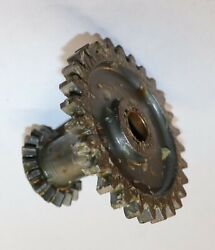 Nos Lycoming Governor Idler Drive Gear Assembly Go Gso 435 480 540 Pn 72586