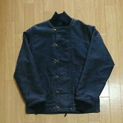 Mister Freedom X Sugar Cane Deck Hook Jacket Size 38 Used From Japan