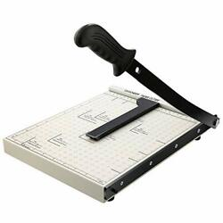 Paper Trimmer A4 Paper Cutter Heavy Duty Photo Guillotine Paper Cutter Machine