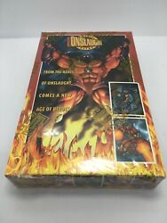1996 Marvel Ultra Onslaught Trading Card Sealed Box W/chase 36 Packs Nm Universe