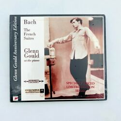 Bach The French Suites Cd, Sep-2002, Sony Classical