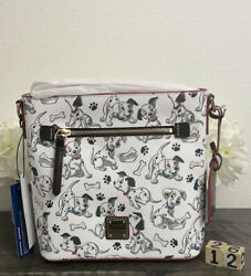Disney 101 Dalmatians Crossbody By Dooney and Bourke NWT Actual Placement #12 $224.99
