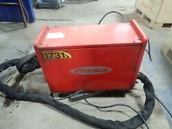Fronius 4045963800 Vr 7000-cmt 4r/g/w/f++ Welder And 4045837 Base