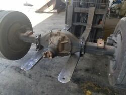 Rear Axle Assembly Fits 2012 Ford F450sd Pickup 3668772