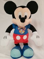 Disney Mickey Mouse Clubhouse Hot Diggity Dog Dance And Play Toy Works Clean