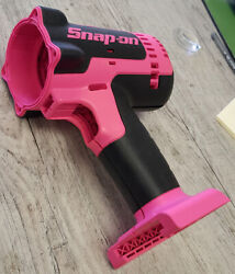 Snap On Pink Replacement Body Shell Cordless Impact Wrench Ct8850 1/2 Drive