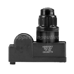 1pc Outlet Push Button Ignitor Spark Generator Bbq Gas Grill Replacement Dc1.5v