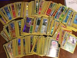 Pokemon Card Collection For Sale All Holo Lot Shiny Cards 100 Cards Per Batch