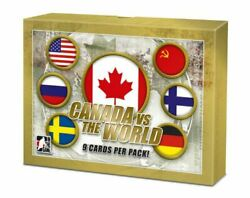 2011-12 Itg Canada Vs The World Sp Auto Ssp Autograph Set Break Pick From List