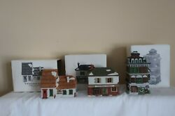 Department 56 Dickens Village A Christmas Carol Set Of 3 Or Sold Separately