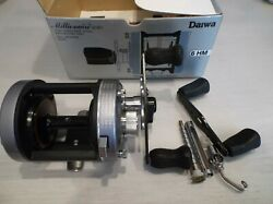 Daiwa Millionaire 6hm New In Box With Extra Power Handle 612