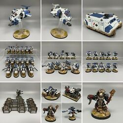 Space Wolves White Scars Custom Army Painted Games Workshop Warhammer 40,000