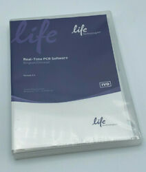 New Life Technology Real-time Pcr Software V2.4 For Windows Ivd