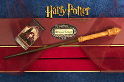 Hermione Granger 1st Wand 14, Real Wood, Harry Potter Wizarding World, Rare, Hp