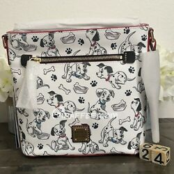 Disney 101 Dalmatians Crossbody By Dooney and Bourke NWT Actual Placement #24 $234.99