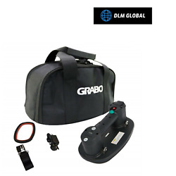New Latest Edition Grabo Plus Portable Hand Held Electric Vacuum Lifter Kit Bag