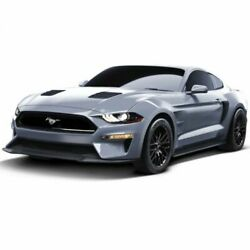 Air Design Fo24a99 Boy Racer Styling Kit W/ Window Louvers For 2018-2020 Mustang