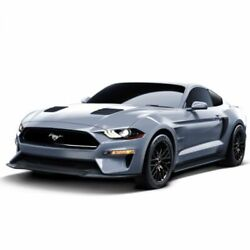 Air Design Fo24a98 Boy Racer Styling Kit W/quarter Windows Scoops For 18+mustang