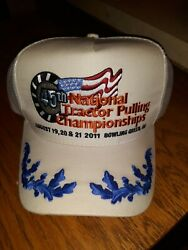 45th National Tractor Pulling Championship August 19th 20th 21st 2011 Bowling...