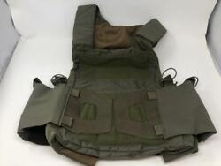 Firstspear The Sleeper Green Low Vis Armor Carrier Plate Vest Lvac Balcs - Large