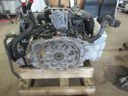 2018 Subaru Legacy 3.6l Oem Tested Engine Only 26219 Miles 19g0815