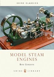 Model Steam Engines Shire Library By Gordon, Bob Paperback