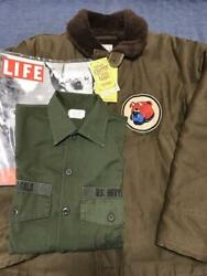 Freewheelers N-1 Deck Jacket Warehouse Size 44 Xl F/s From Japan