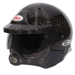 Bell Mag-10 Carbon Rally Fia And Snell Approved Helmet