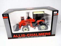 Speccast 1/16 Allis Chalmers 6060 460 4wd Tractor With Loader Sct266
