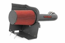 Rough Country Cold Air Intake For 2012-2018 Jeep Wrangler Jk 3.6l - 10550a
