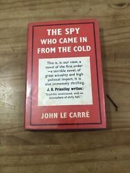 The Spy Who Came In From The Cold Signed John Le Carre Gollancz 1964 1st Uk H/b